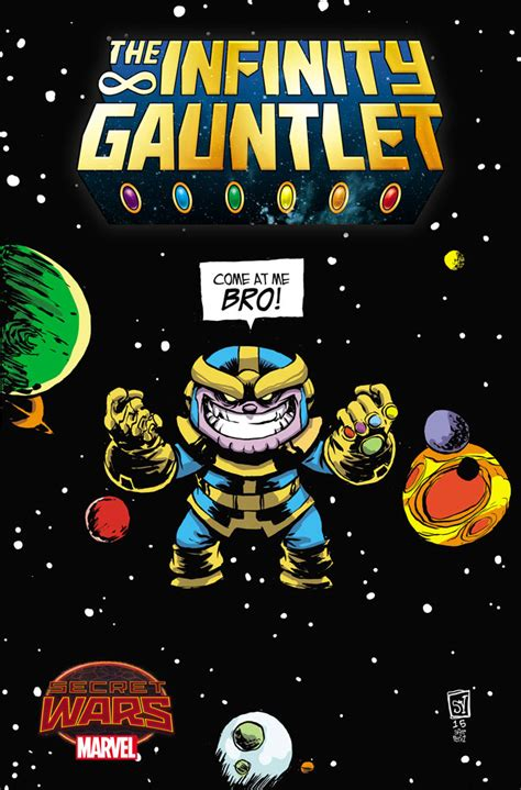 the gauntlet series 1 new cosmic series from marvel begins with infinity