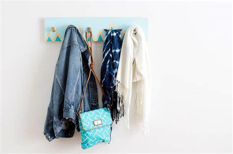 cool coat racks these 50 diy room decor tutorials will help transform your