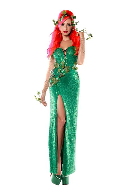 halloween costumes women s elegant ivy costume