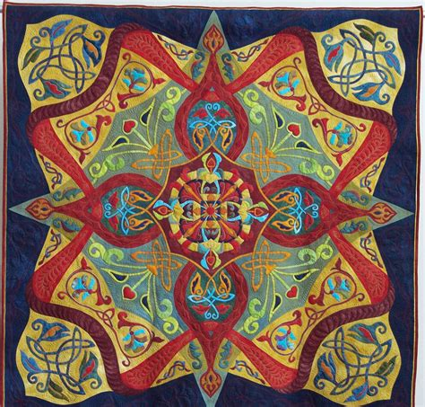 Celtic Quilts For Sale celtic influenced quilts quilts by elsie