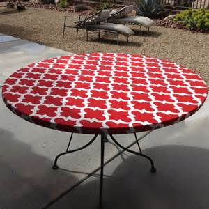 patio table cloth fitted tablecloth made with and by