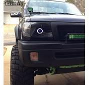 Halo Headlights For 2000 Toyota Tacoma  Cars Top