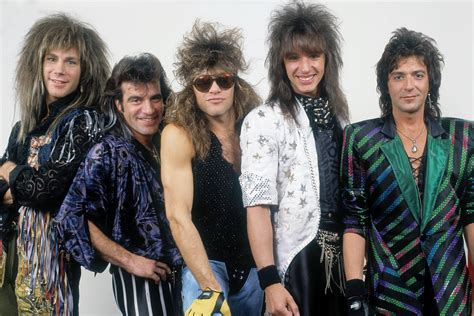 hair of the band image gallery 80s band fashion