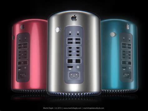 Mac Pro 新型mac proの様々なデザインバリエーション予想cg mac ipod