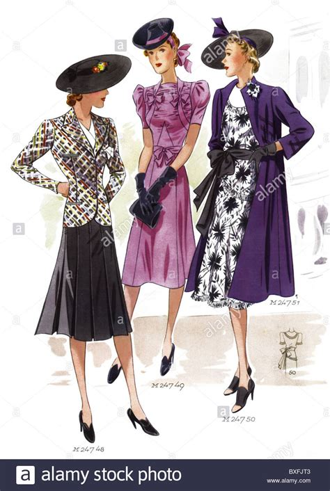 fashion 1930s ladie s fashion fashion 1930s