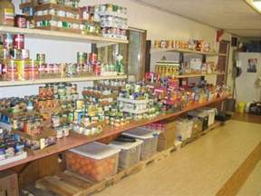 Prepper Pantry by Auto Draft