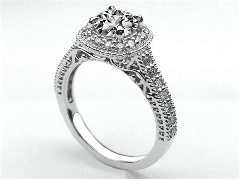 Filigrane Eheringe by Filigree Engagement Rings From Mdc Diamonds Nyc