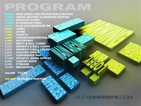 program for diagrams 3d program diagram visualizing architecture
