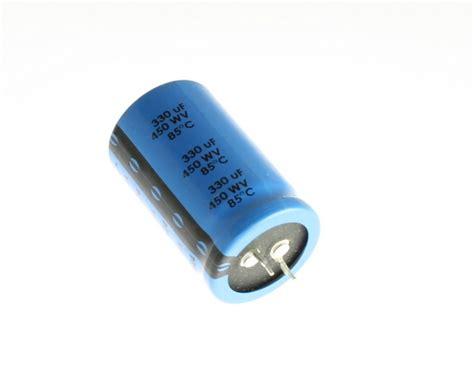 cornell dubilier aluminum electrolytic capacitors 380lx331m450k052 cornell dubilier cde capacitor 330uf 450v aluminum electrolytic snap in