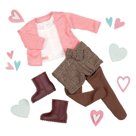 Our Generation Doll Closet by Our Generation Shorts Doll Target