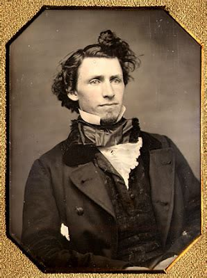 19th century hairstyles for men extreme daguerrotype hair styles 1850s 1870s damn cool