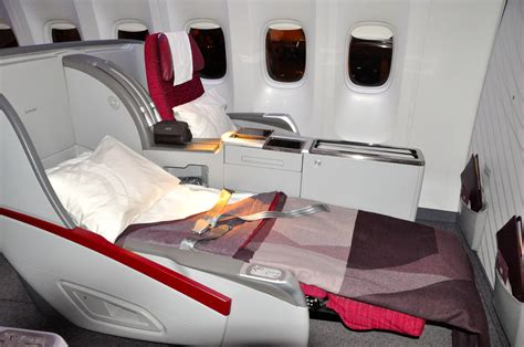 plane with beds the 2014 guide to lie flat seats in first and business