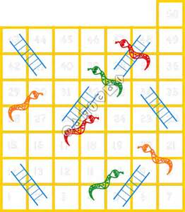 design of snakes and ladders 1 50 magical playground