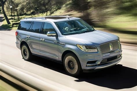 new lincoln truck new york auto show 2018 lincoln navigator to