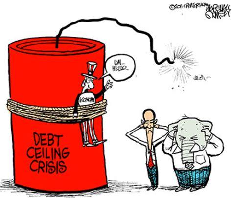 Debt Ceiling Crisis viral history politics