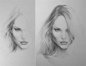 drawing people faces pencil pencil drawing collection
