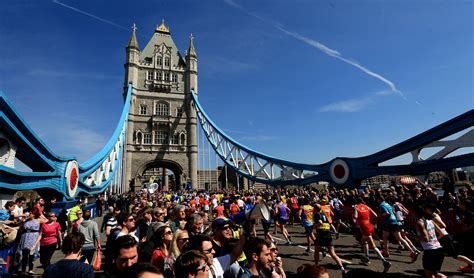 Best Home Design Blogs 2016 by London Marathon 2014 Route Six Points Where Runners Most