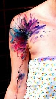 color tattos 55 awesome shoulder tattoos and design