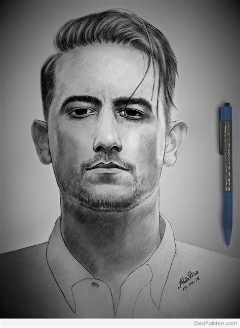 Drawing G Eazy by Pencil Sketches