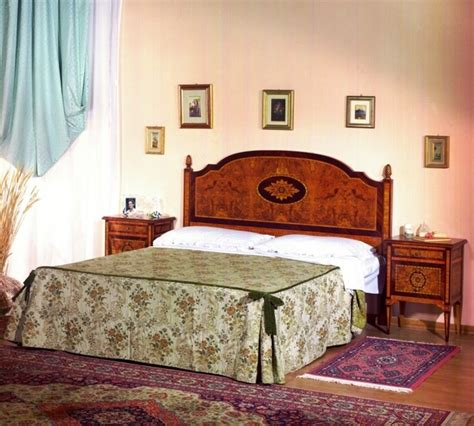 traditional italian bedroom furniture louis xv style double bed mod rosette traditional