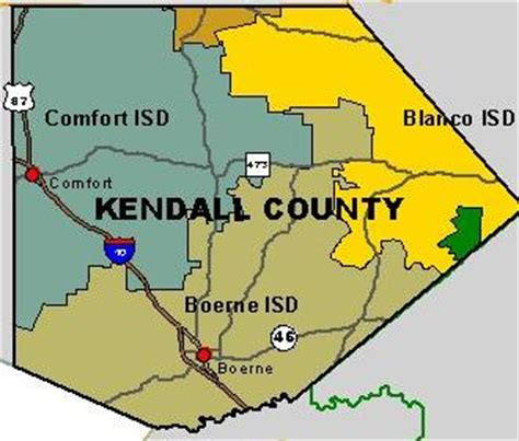 Kendall County Divorce Records Department Of State Health Services Region 8 Kendall County Map