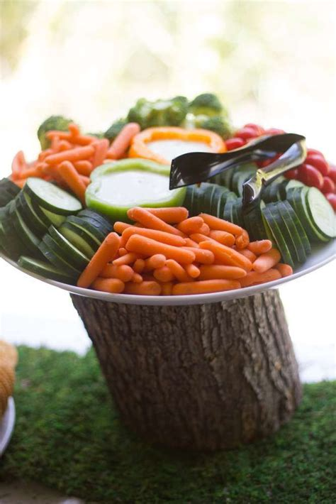 Food To Take To A Baby Shower by Best 25 Woodland Baby Showers Ideas On