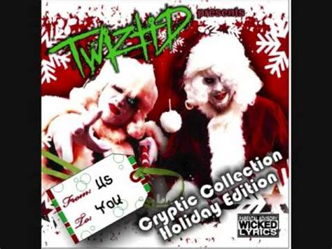twiztid decorate your christmas tree lyrics