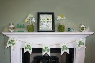 St Patrick S Day Home Decorations Diy St Patrick S Day Decor