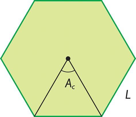 angulo interior de un poligono regular poligonos conceptos y teoremas