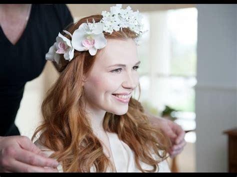 tutorial rambut gerai inspirasi 5 gaya rambut untuk pernikahan life beautynesia
