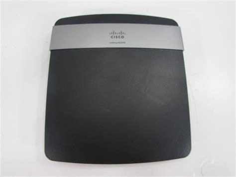 Router Cisco E2500 cisco e2500 4 port wireless router premier equipment