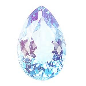 pisces birthstone color march babys