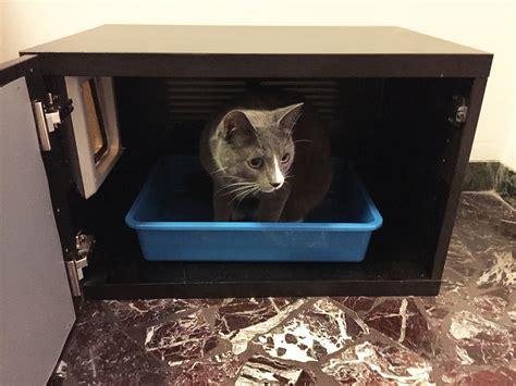 gatto mobili mobile copri lettiera per gatti athleticat