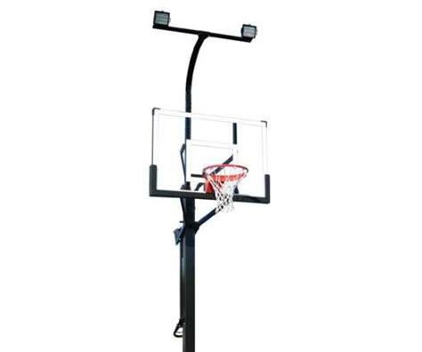 mammoth basketball goal light kit swingsets and playsets