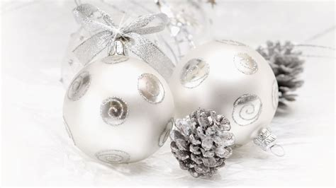 white christmas ornaments pictures photos
