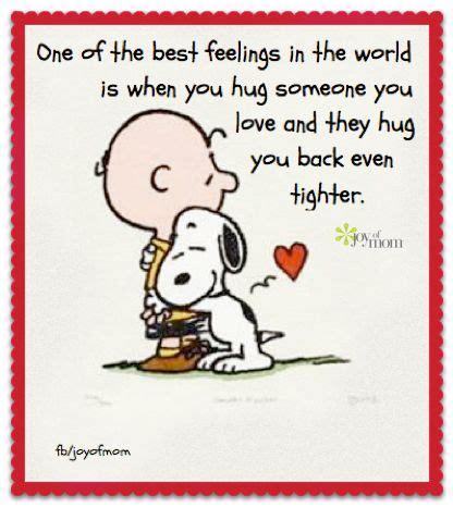 good start comfort snoopy snoopy hug and the hug on pinterest