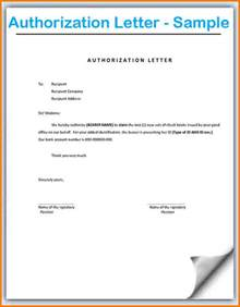 Authorization Letter To Collect Cheque 9 Authorization Letter For Cheque 7 Authority Letter To Collect Cheque Dialysis 7