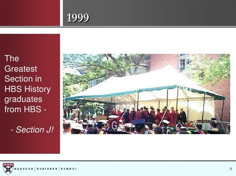 section x hbs hbs 10th year reunion section j reflections and predictions