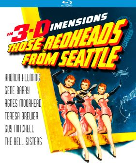 Seattle Contests Giveaways - those redheads from seattle contest giveaway june 5 july 8 classic movie hub blog