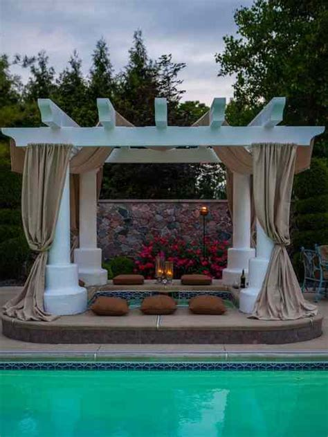 mesmerizing  super cozy hot tub cover ideas