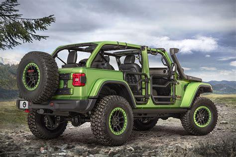 2018 jeep wrangler rubicon 2018 mopar jeep wrangler rubicon hiconsumption
