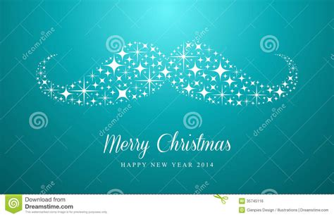 merry happy new year in merry and happy new year greetin stock