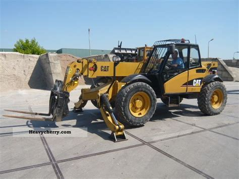 Caterpillar Aa cat th360b 2004 other construction vehicles photo and specs