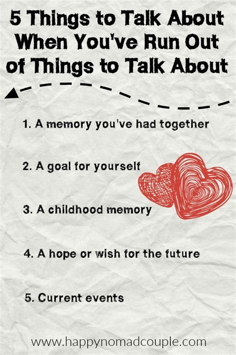 5 Things To Be Happy About by 5 Things To Talk About When You Ve Run Out Of Things To