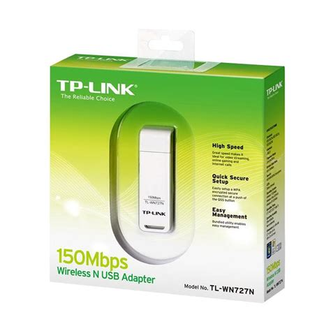 Harga Tp Link 150 jual tp link tl wn727n usb wifi dongle adapter 150 mbps