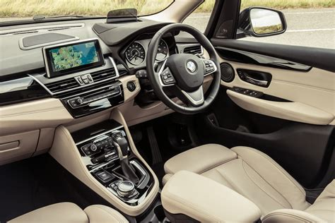 Bmw 2 Interior by 3d Car Shows Bmw 2 Series Active Tourer