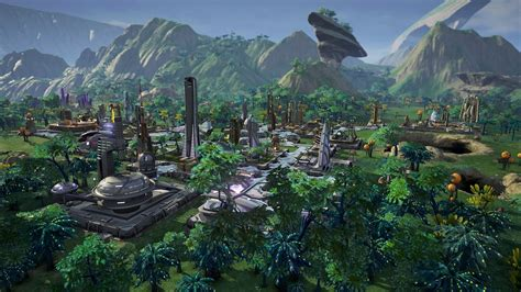 preview aven colony stellar city building