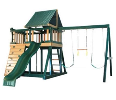 plastic playground sets for backyards are plastic swing sets the most affordable type to buy