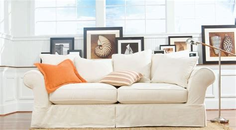 orange slipcover sofa sofa design convertibles slipcover jennifer sofa couch