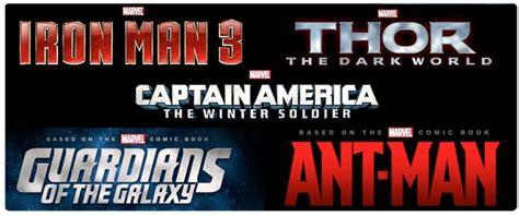 film marvel fase 1 dopo iron man 3 tutti i film della fase 2 marvel fino a